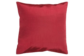 Accent Pillow-Cade Burgundy 18X18