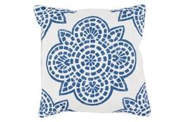 Accent Pillow-Mendi Cobalt 16X16