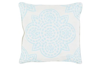 Accent Pillow-Mendi Teal 16X16