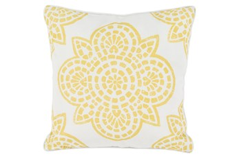 Accent Pillow-Mendi Gold 16X16