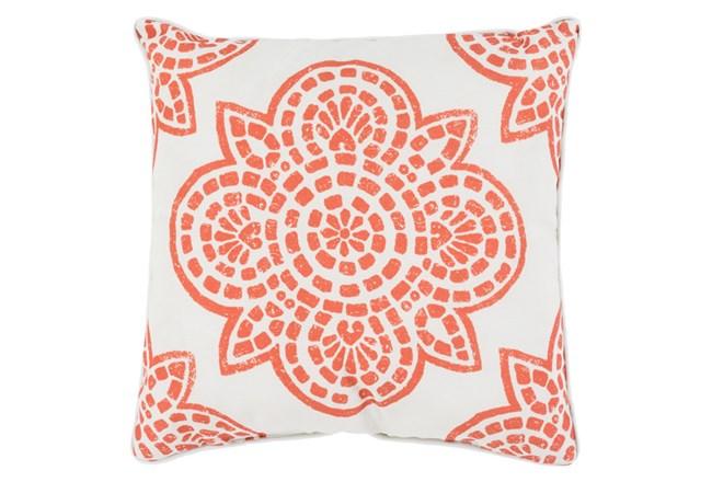 Accent Pillow-Mendi Rust 16X16 - 360