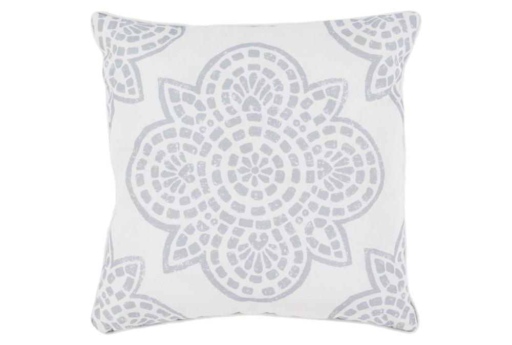Accent Pillow-Mendi Grey 16X16