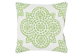 Accent Pillow-Mendi Lime 20X20