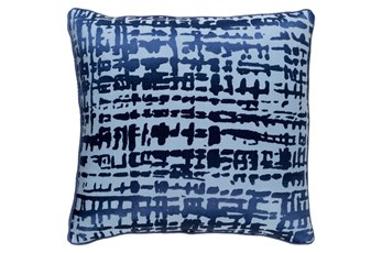 Accent Pillow-Vesalia Cobalt 20X20