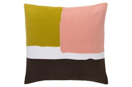 Accent Pillow-Stevens Salmon  Multi 20X20
