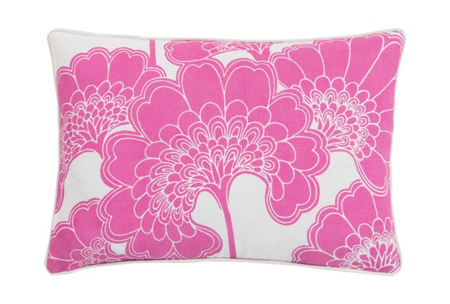 Accent Pillow-Kyoto Pink 13X20 - 360