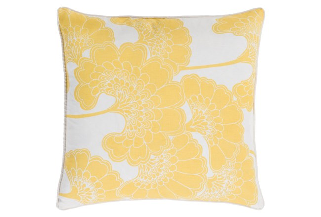 Accent Pillow-Kyoto Lemon 20X20 - 360