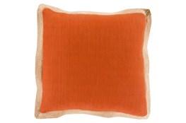 Accent Pillow-Foster Rust/Mocha 22X22
