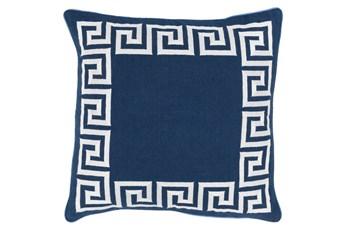 Accent Pillow-Maya Navy 20X20