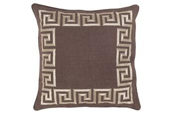 Accent Pillow-Maya Tan 18X18