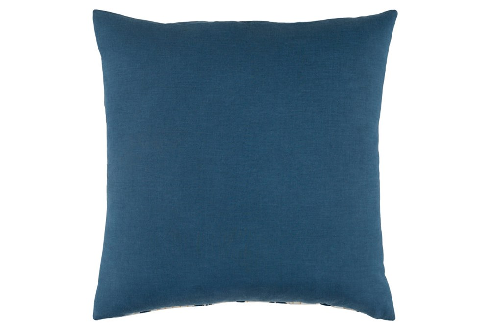 Accent Pillow-Dolly Navy 22X22