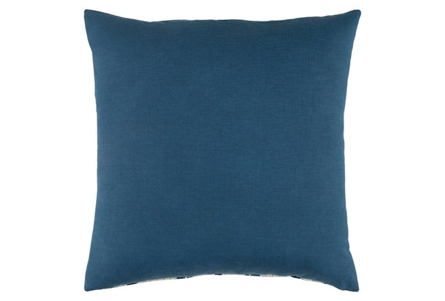 Accent Pillow-Dolly Navy 22X22 - 360