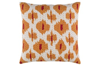 Accent Pillow-Dolly Orange 18X18