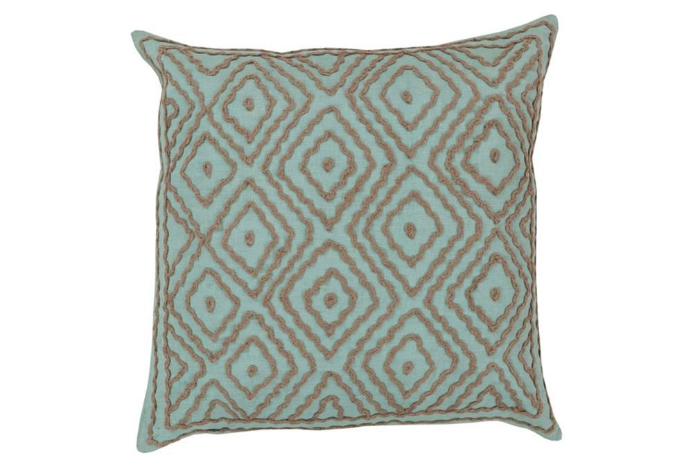 Accent Pillow-Patin Mint 20X20