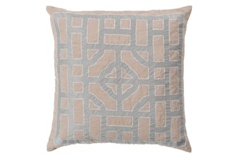 Accent Pillow-Phaedra Taupe 20X20
