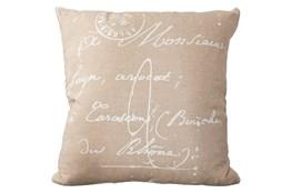 Accent Pillow-Suri Cream 22X22