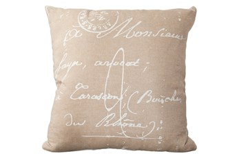 Accent Pillow-Suri Cream 22X22
