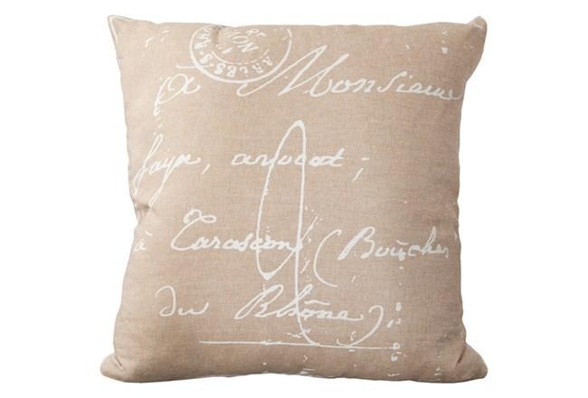 Accent Pillow-Suri Cream 22X22 - 360