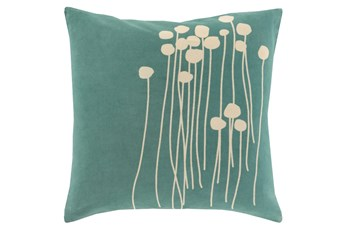 Accent Pillow-Dandelion Seafoam 20X20