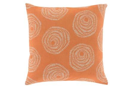 Accent Pillow-Annayse Orange 18X18