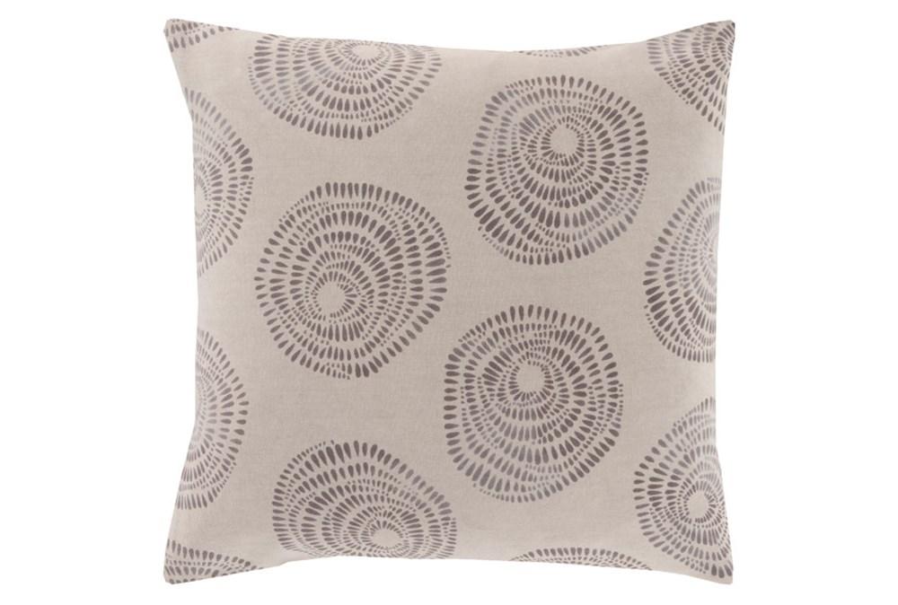 Accent Pillow-Annayse Grey 20X20