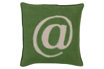 Accent Pillow-Atmark Forest 18X18