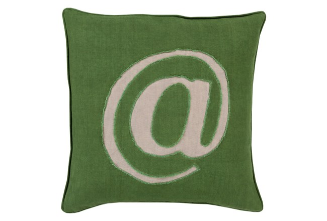 Accent Pillow-Atmark Forest 20X20 - 360