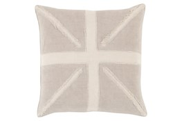 Accent Pillow-United Taupe 18X18