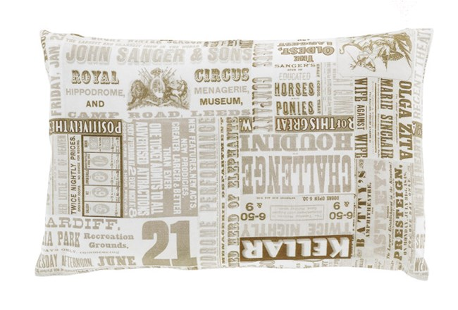 Accent Pillow-Verbosity Green 13X20 - 360