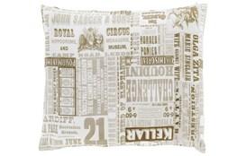 Accent Pillow-Verbosity Green 18X18