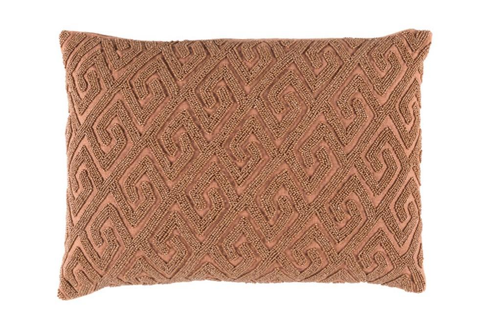 Accent Pillow-Tarnella Rust 13X19