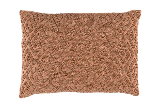 Accent Pillow-Tarnella Rust 13X19 - 360