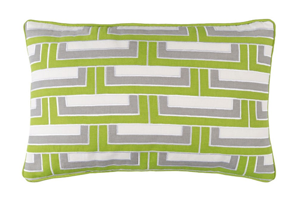 Accent Pillow-Riley Lime 13X20