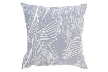 Accent Pillow-Nuru Grey 20X20