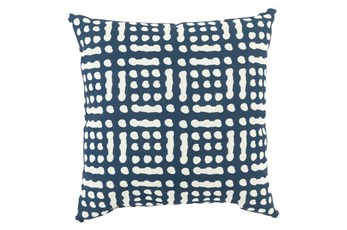 Accent Pillow-Eshe Blue 18X18