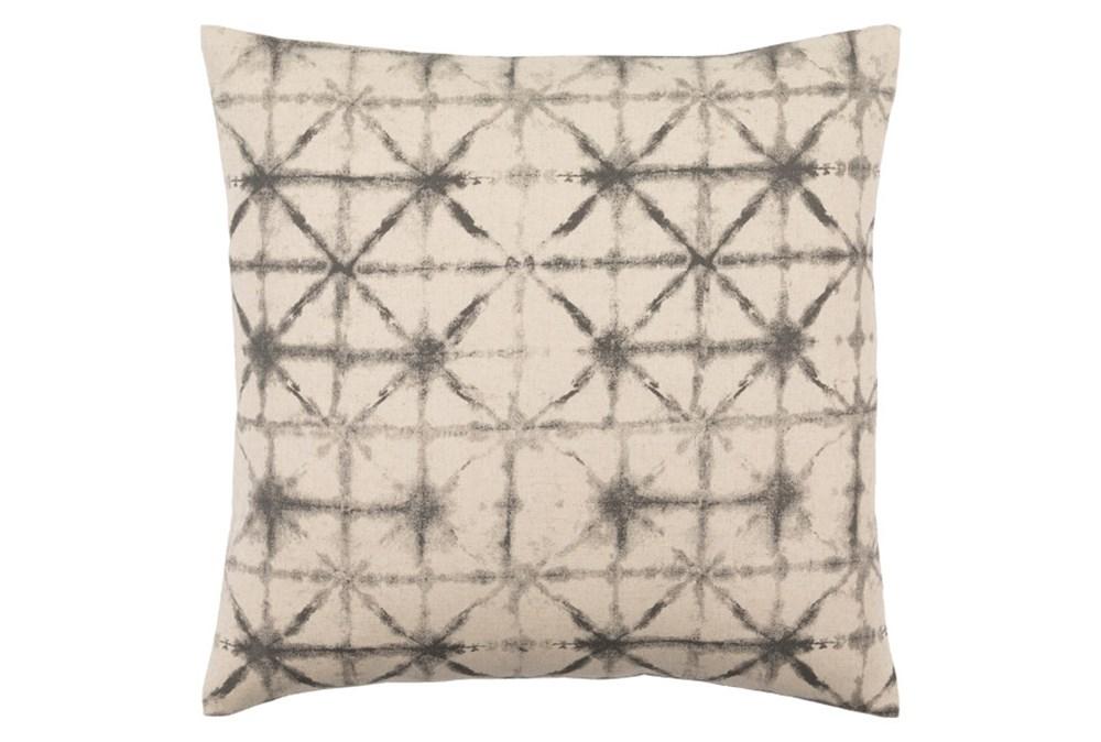 Accent Pillow-Luna Charcoal 18X18
