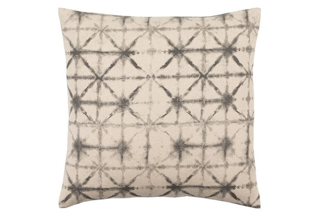 Accent Pillow-Luna Charcoal 18X18 - 360