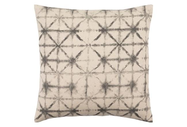 Accent Pillow-Luna Charcoal 20X20 - 360