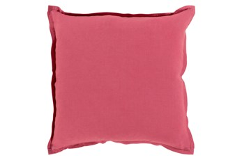 Accent Pillow-Clara Cherry 22X22