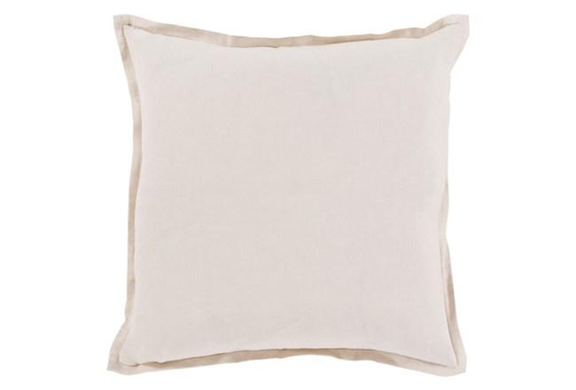 Accent Pillow-Clara White 20X20 - 360
