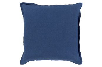 Accent Pillow-Clara Navy 20X20