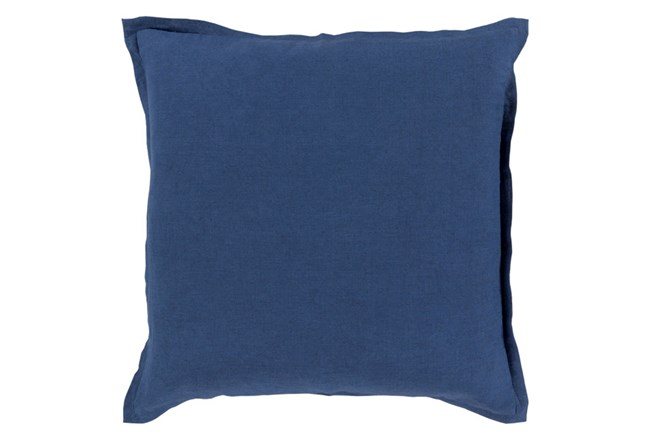 Accent Pillow-Clara Navy 22X22 - 360