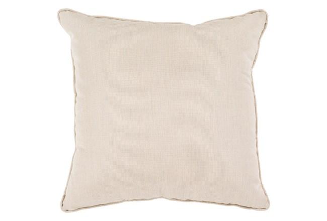 Accent Pillow-Ripley Beige 16X16 - 360