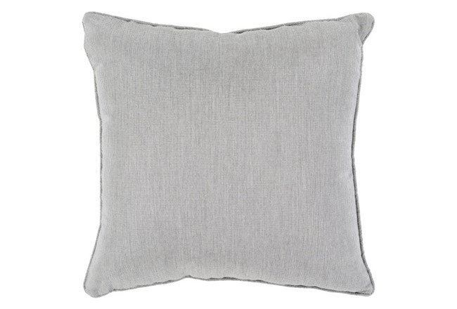 Accent Pillow-Ripley Grey 16X16 - 360