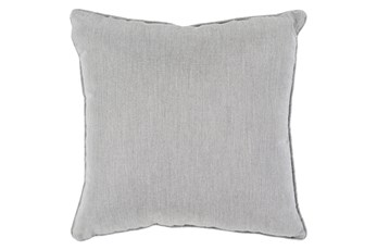 Accent Pillow-Ripley Grey 20X20