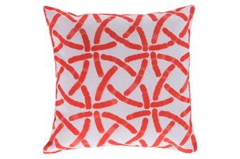 Accent Pillow-Inaya Coral 20X20