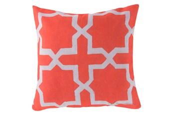 Accent Pillow-Godrick Coral 20X20