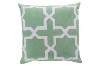 Accent Pillow-Godrick Seafoam 20X20