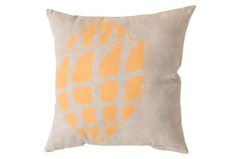Accent Pillow-Zeppelin Coral 20X20