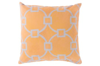 Accent Pillow-Margaux Sunflower 18X18